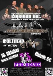 Dopamin inc, Vaultbreakers und Bolthead